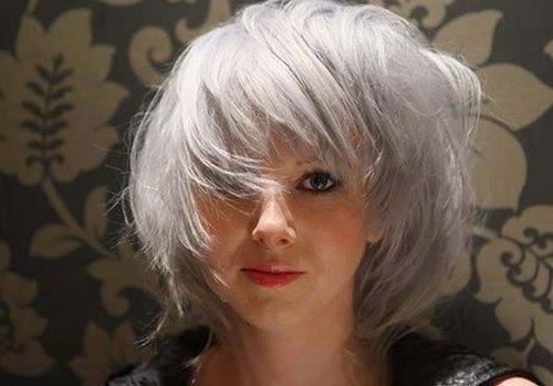 Какой цвет волос выбрать если они седые волосы