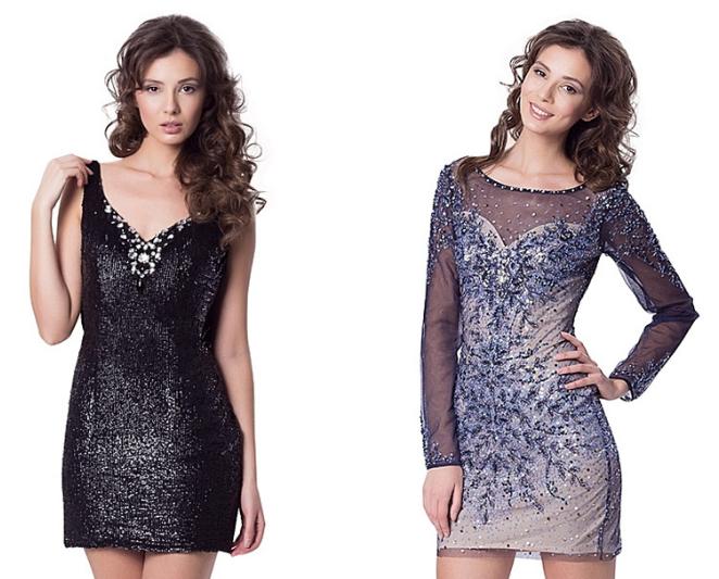 Красиві вечірні сукні на Новий Рік 2017 — поради та рекомендації щодо вибору c3f31737a6245