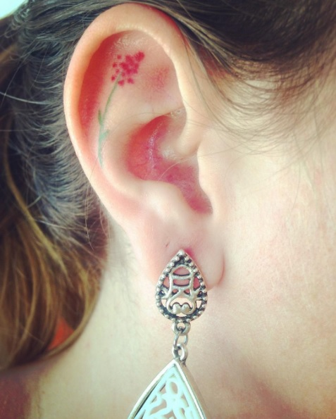 18-catarineps-flower-ear-tattoo