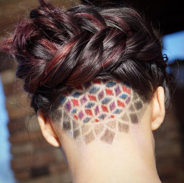 04-dennisjosephbabyliss-rainbow-geometric-undercut-hairstyle