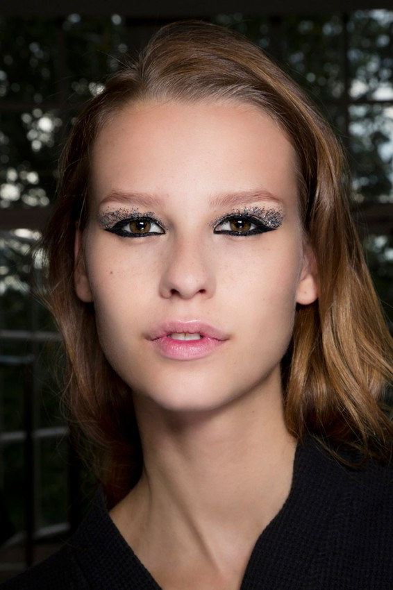 16-house-of-holland-spring-2015-glitter-eye-makeup