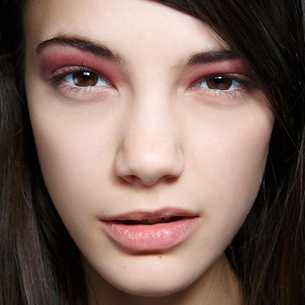 bcbg-fall-2014-pink-eyeshadow