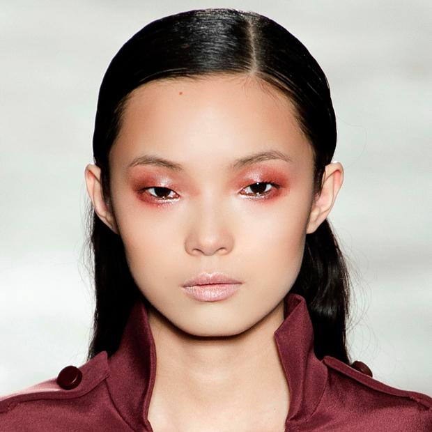 gabriel-colangelo-fall-2013-red-eyeshadow