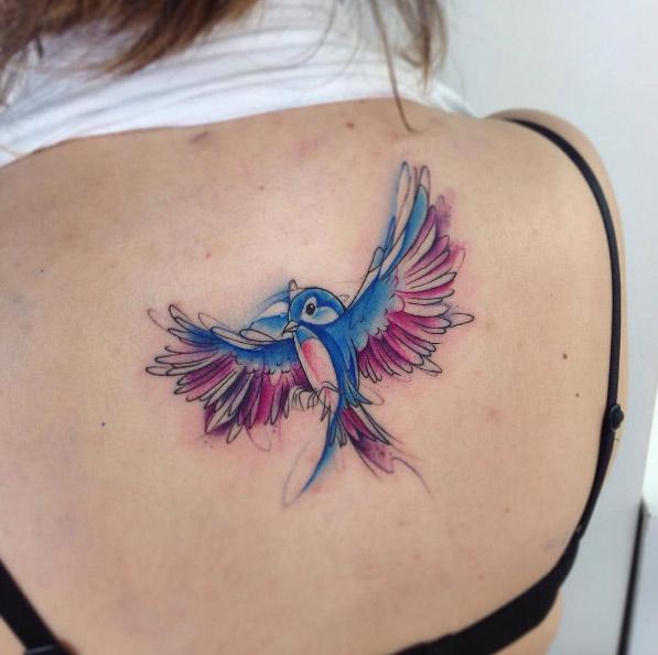 nedielko-mata-back-bird-watercolor-tattoo