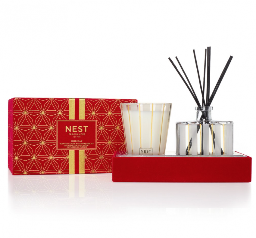 nest-fragrances-holiday-classic-candle-and-reed-diffuser-set-beauty-gift-guide