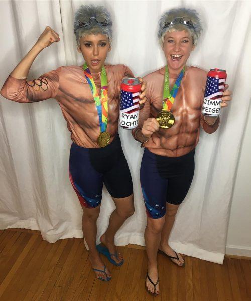 nina-dobrev-olympics-2016halloween