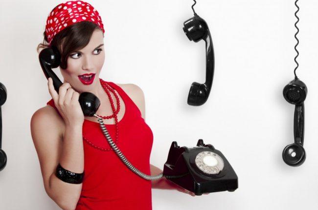 Как соблазнить мужа по телефону - фото
