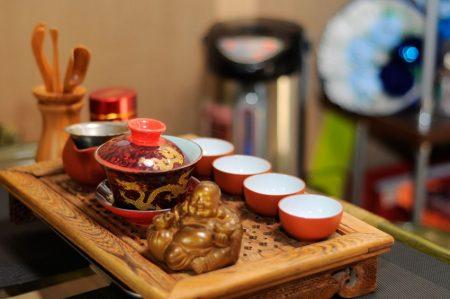 """Китайская чайная церемония"""""""