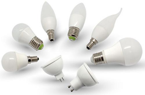 Разновидности и цены led ламп