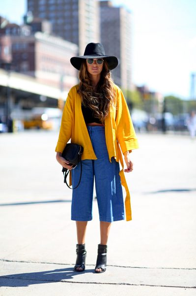 15-crop-top-yellow-jacket-blue-culottes-street-style