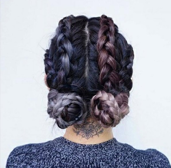 clothes-goals-travel-braided-double-buns