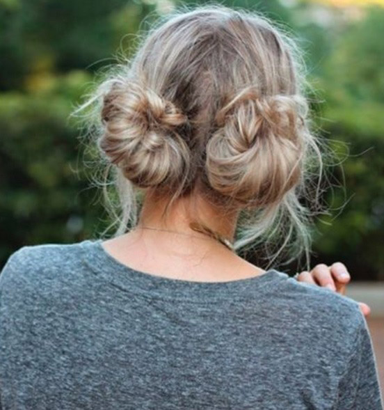 fashiondiyblog-double-buns-wispy-finish