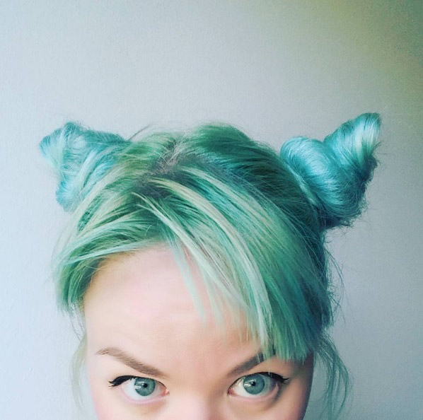 redhotgina-turquoise-space-buns