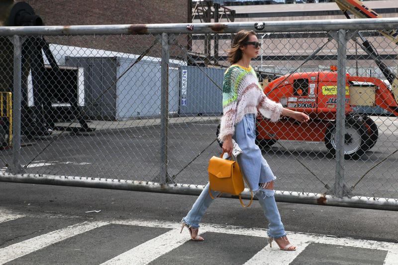 #NYFW: Spring 2017 Street Style Day 3