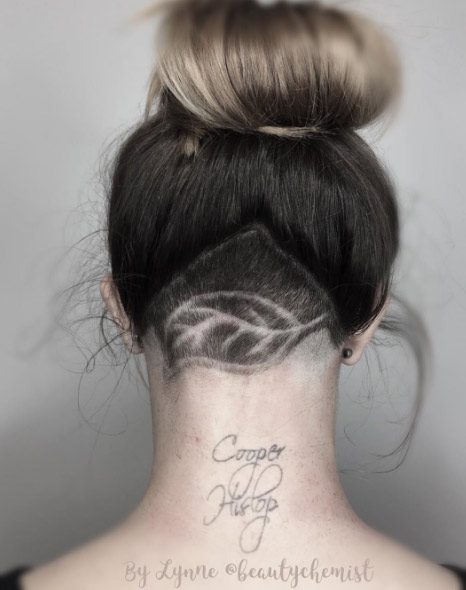 18-beautychemist-leaf-undercut-hairstyle