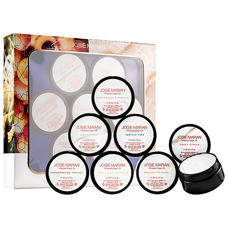 josie-maran-whipped-argan-oil-7-piece-body-butter-collection-beauty-gift-guide