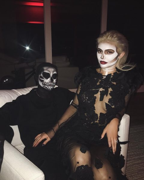 kylie-jenner-2016halloween