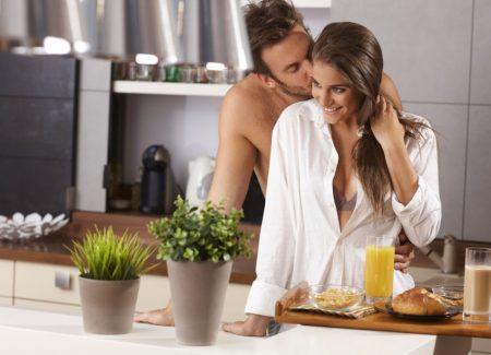 как соблазнять мужа +в домашних условиях - фото